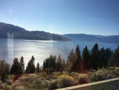 kelowna lake view